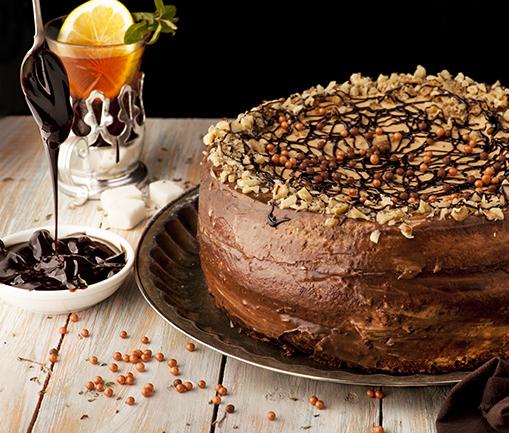 Image 5 sfaturi pentru un blat de tort perfect