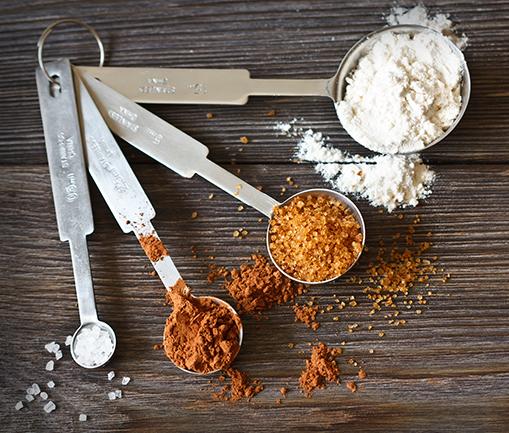 Image Unități de măsură în bucătărie