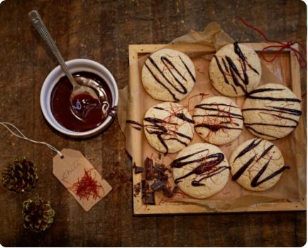 Image Fursecuri cu ciocolată picantă