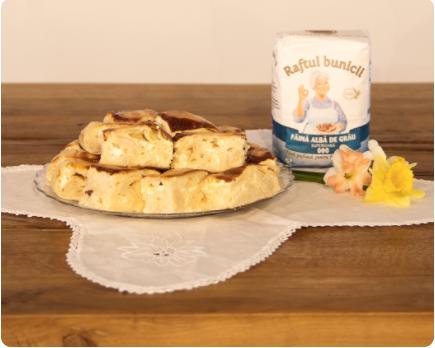Image Plăcintă cu brânză sărată