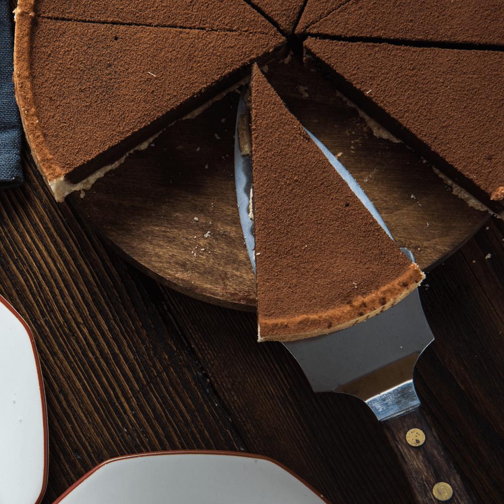 Image Tartă cu ciocolată
