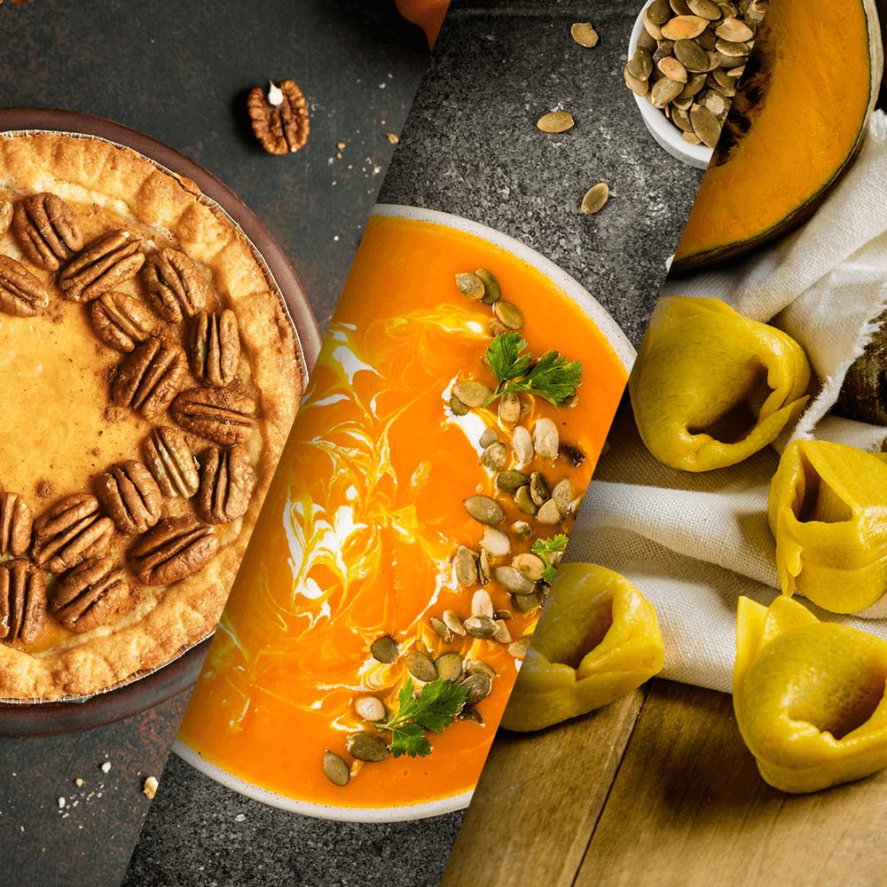 Image Dovleacul, ingredientul vedetă al lunii noiembrie. 3 delicii portocalii