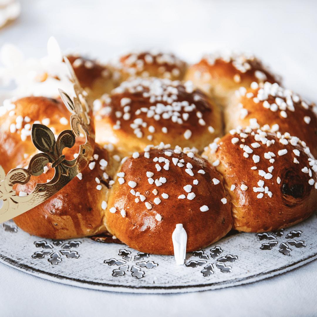 """Image 8 decembrie: Pâinea biblică - """"Cinci pâini"""""""