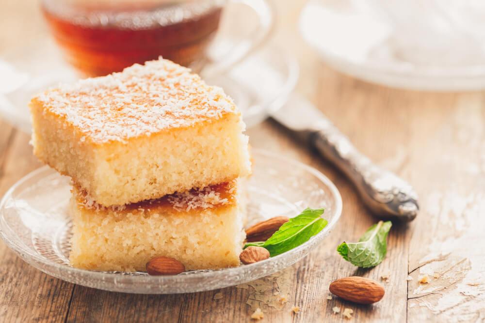 prăjitură cu griș rețetă