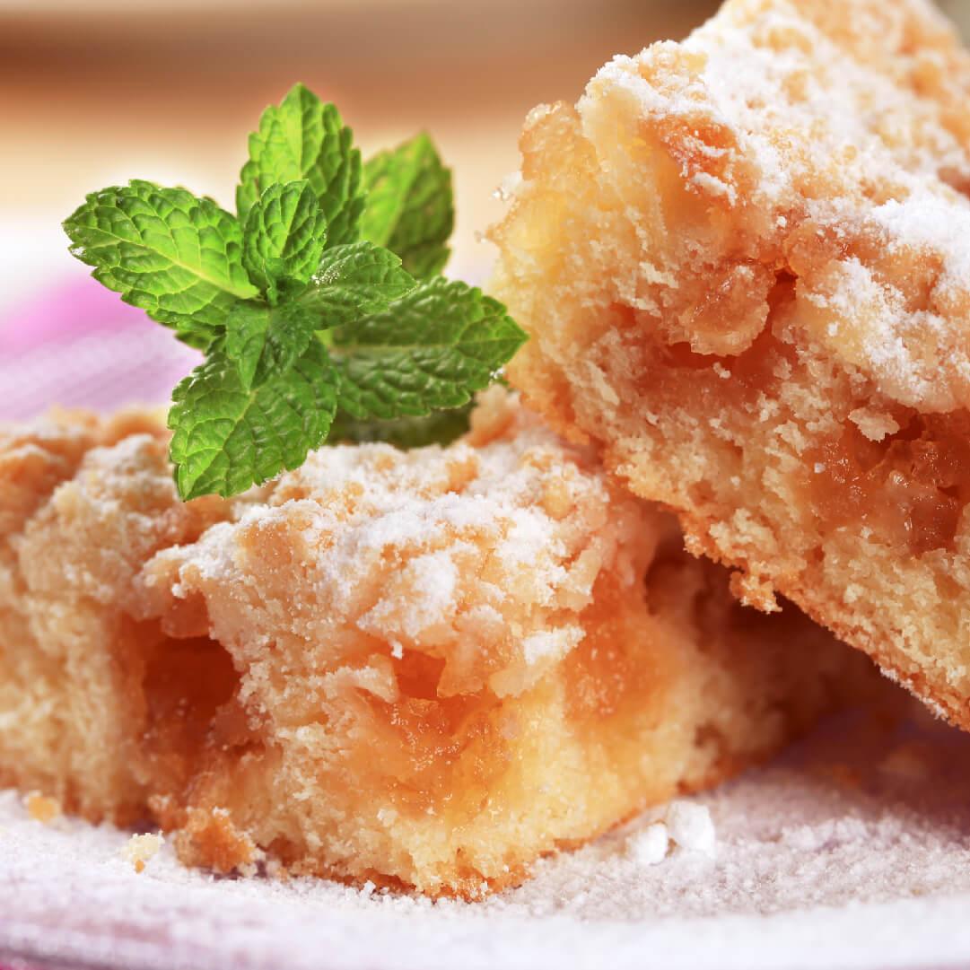 Image Prăjitură cu mere