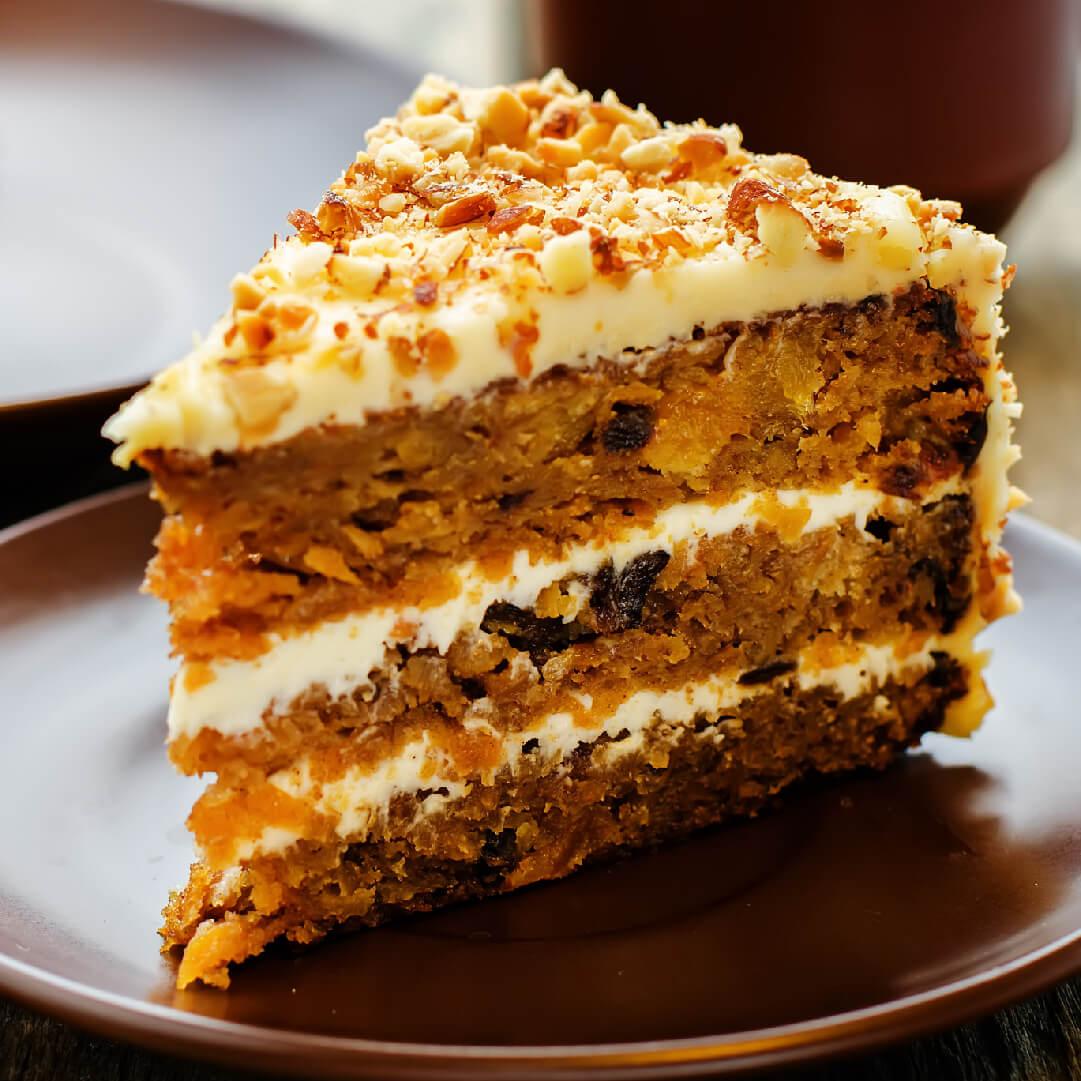 Image Tort de morcovi