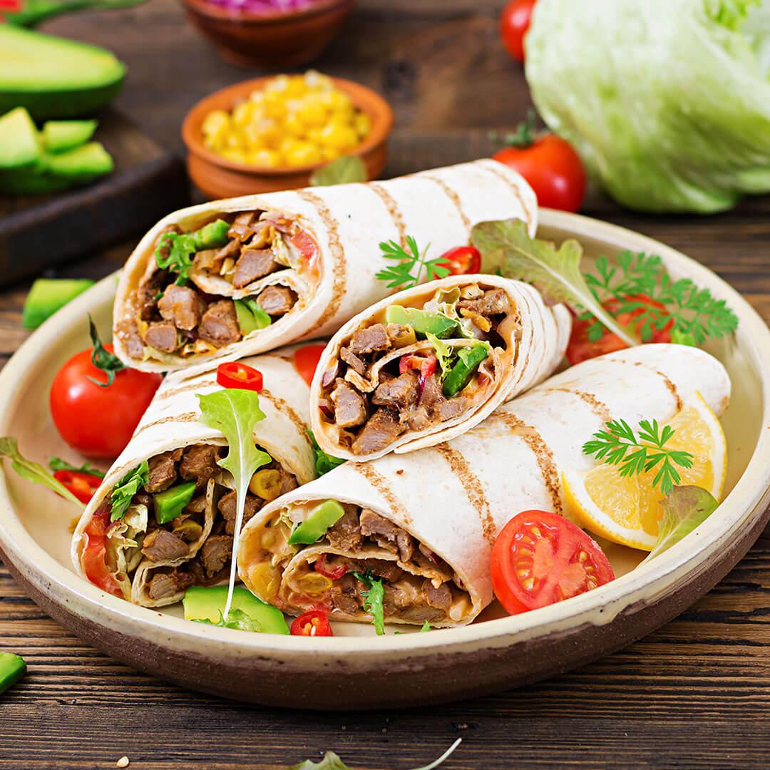 Image Burrito mexican