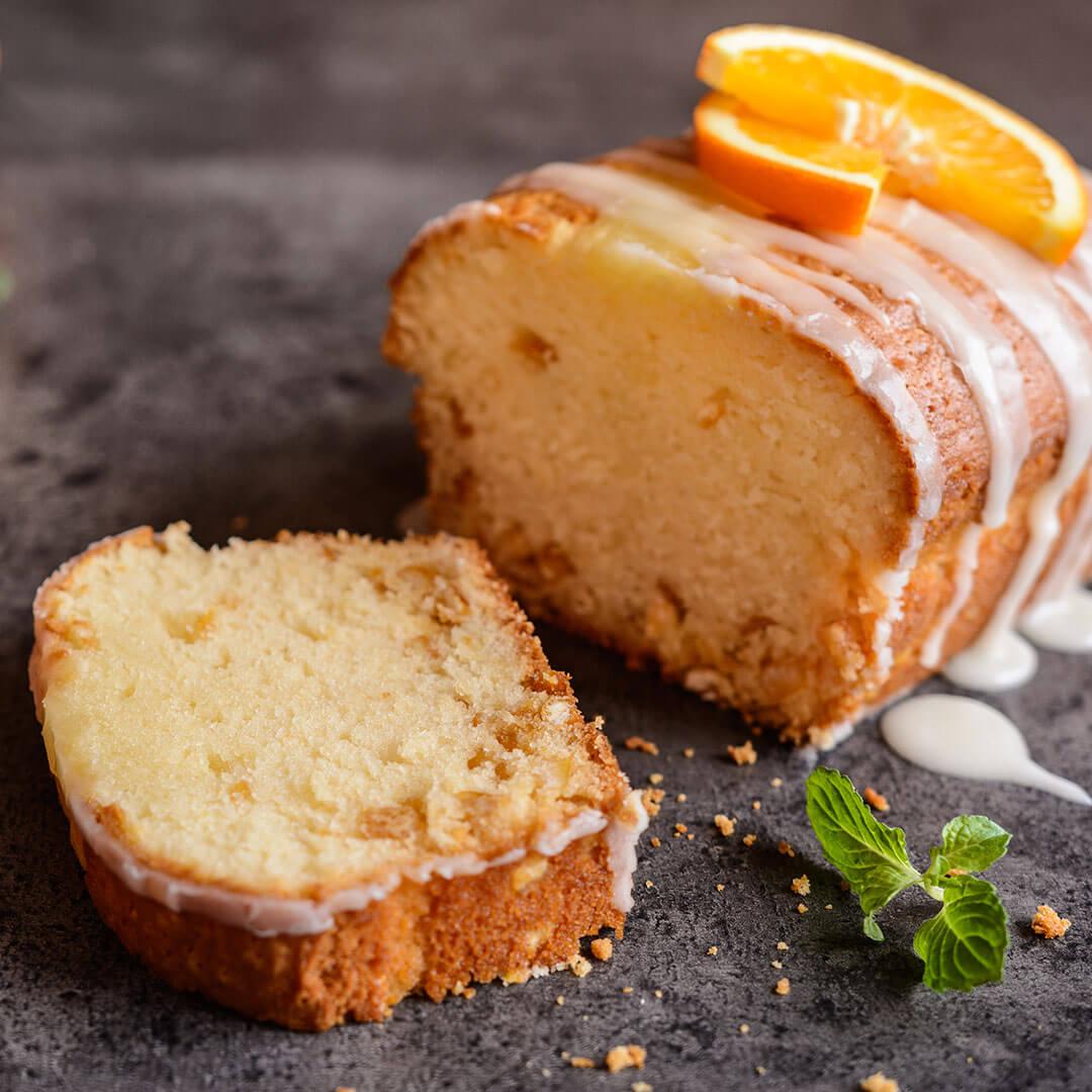 Image Chec cu portocale, pufos și aromat