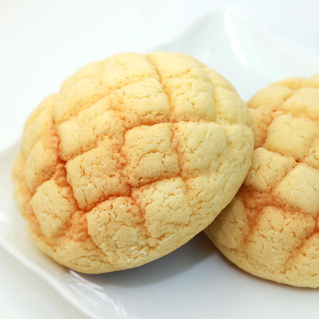Image Melonpan, pâine tradițională japoneză
