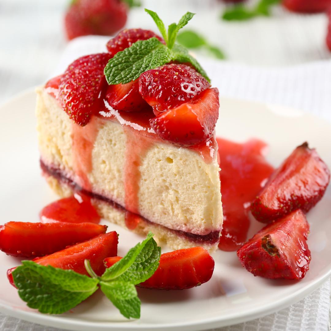 Image Cheesecake cu fructe