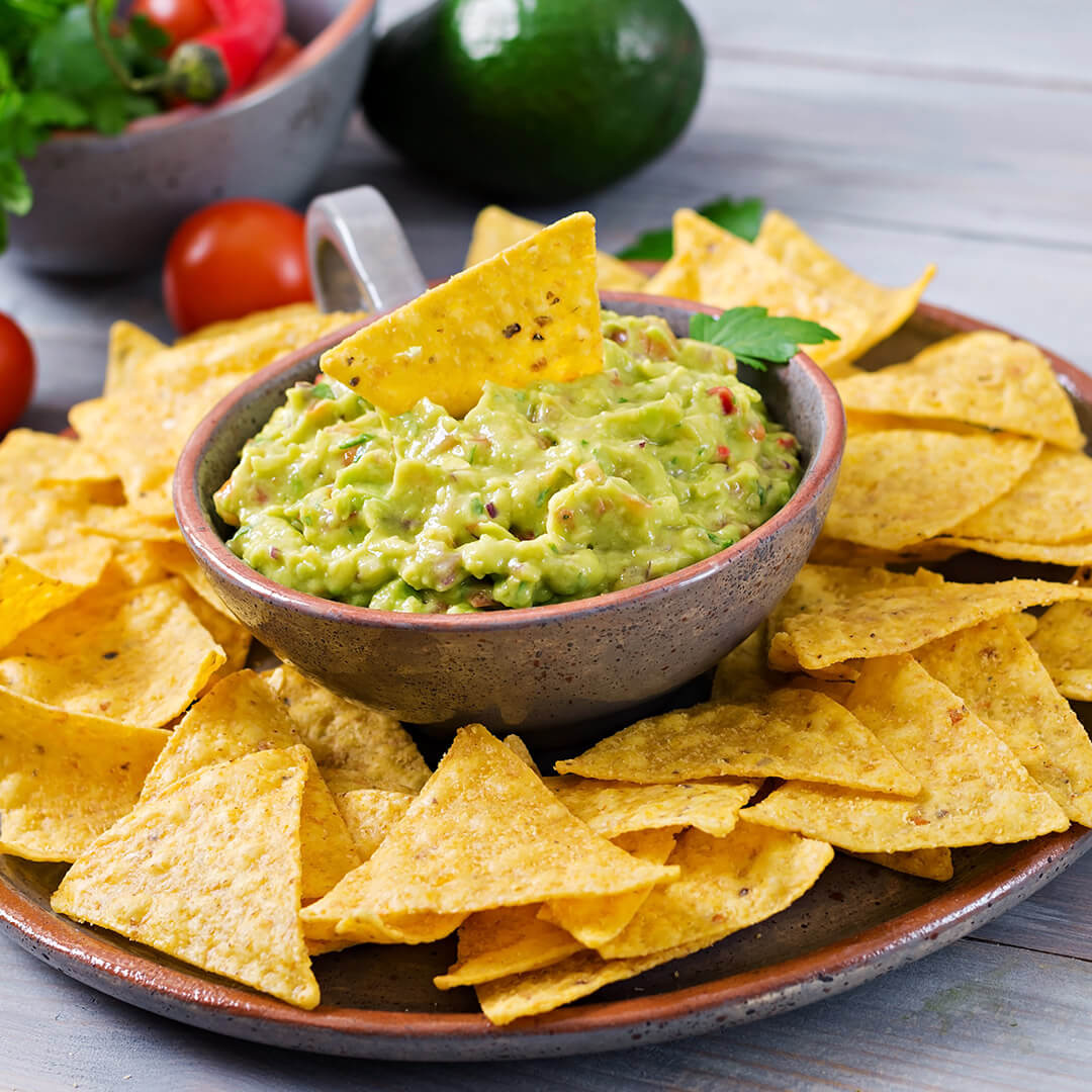 Image Tortilla Chips de casă, crocante și gustoase