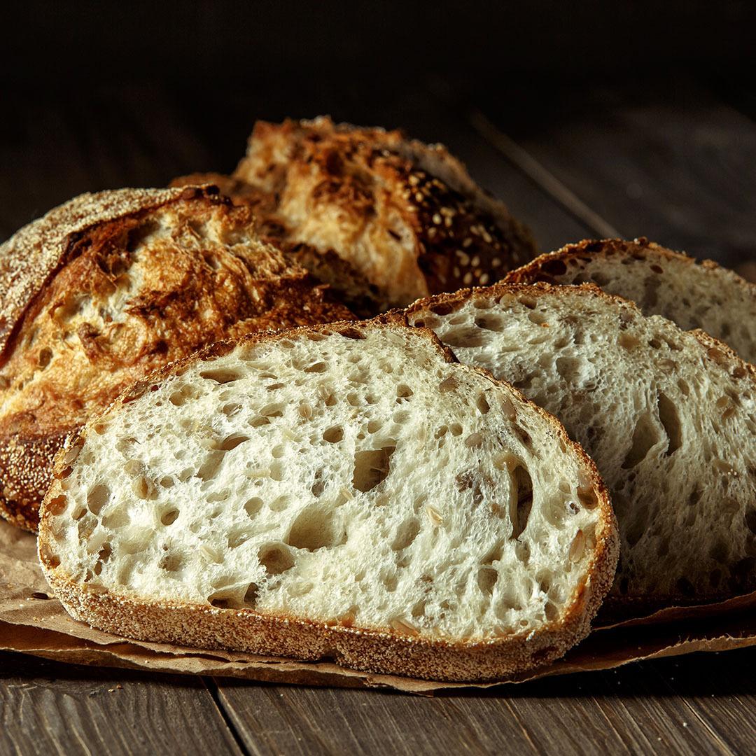 Image Pâine cu maia de casă